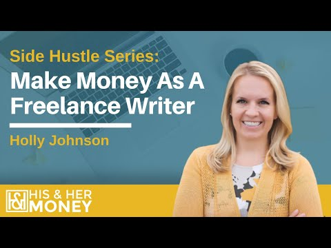How Holly Went from Making $0 to $225,000 a Year as a Freelance Writer