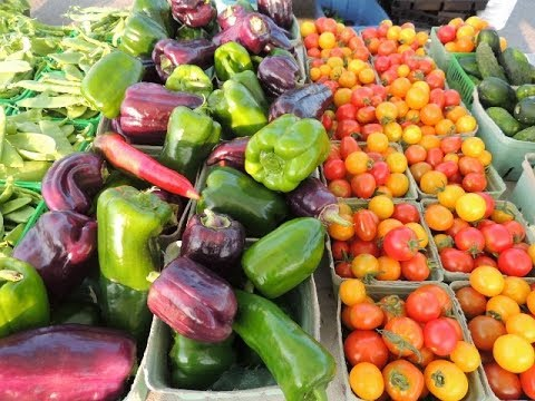 FARMERS MARKET PRICING & A FEW TIPS