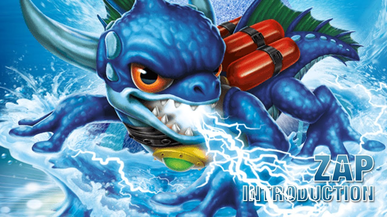 Introduction: Skylanders Swap Force Zap