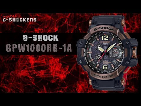 Casio G-SHOCK Gravitymaster GPW1000RG-1A   Rose Gold GPW1000 Top 10 Things Watch Review
