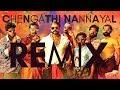 Aadu 2 | Changaathi Nannaayaal Remix | Jayasurya | Shaan Rahman ft jU