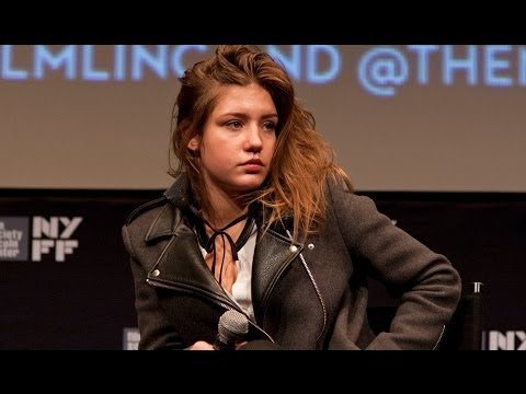 "NYFF51: 'Blue is the Warmest Color"" Press Conference 