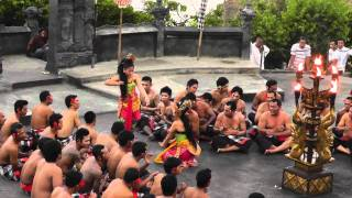 Kecak Dance, Bali - Tale of RAMAYANA - Entry of Hanuman - Stafaband