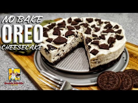 no-bake-oreo-cheesecake- -easy-cheesecake-recipe