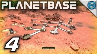 Planetbase Gameplay / Let