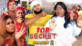 TOP SECRET SEASON 2 - Mercy Johnson 2020 Latest Nigerian Nollywood Movie Full HD | 1080p