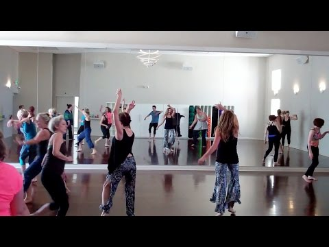Nia Class With Dana Hood - Focus is Freedom In The Present Moment