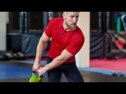 6 Multifaceted Kettlebell Exercises for Fighters and Martial Artists