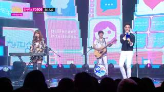 Honey Finger 6 - Different Positions, 허니핑거식스 - 입장차이, Music Core 20140208