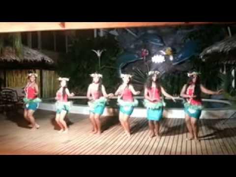 Solomon Island Gilbertese Dance Group
