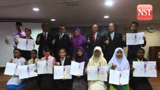 SPM 2014: 11,289 students score straight As