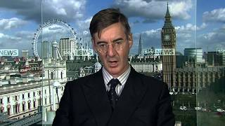 Jacob Rees-Mogg MP: Boris Johnson