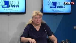 Владелец клиники VetVesta, ветеринарный врач Елена Семенова в программе