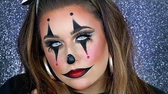 Diy Girl Clown Costume Youtube