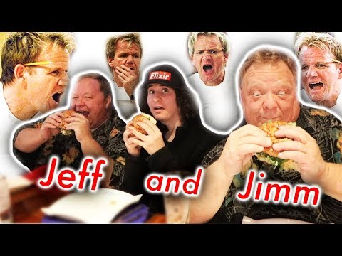 eating-at-gordon-ramsay's-restaurant-with-kitchen-nightmare-stars
