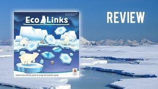 Eco-Links (Korea Board Games) / Review / Regelerklärung  + Fazit! / Spiel