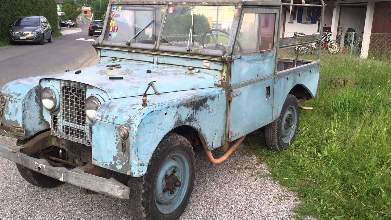 Landrover Land Rover Series e 86