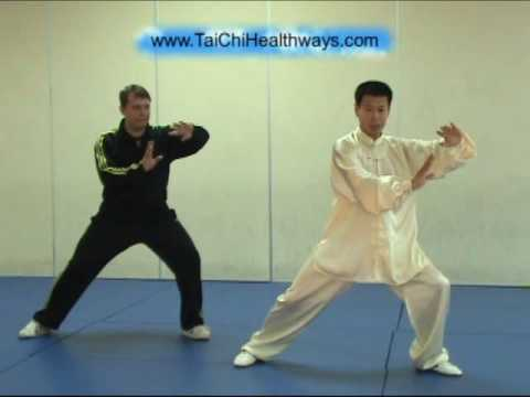 Tai Chi Application for Self-defense fight in Chen taiji 2