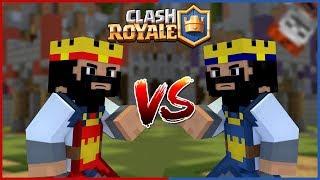 Clash Royale (Minecraft Animation)