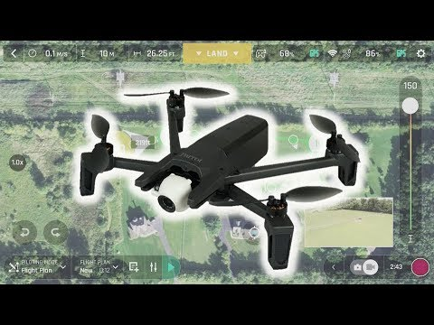 Parrot Anafi: Flight modes and Video - Parrot - UAV Coach