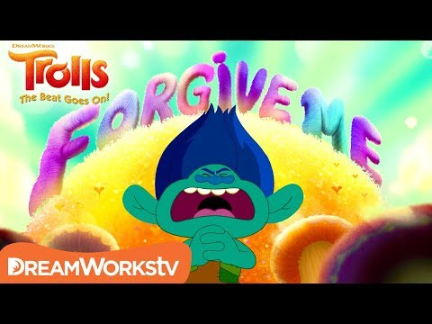 Branch's Apology Song | TROLLS: THE BEAT GOES ON!