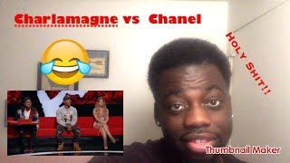 Charlamagne vs Chanel West coast on Ridiculousness ~Reaction