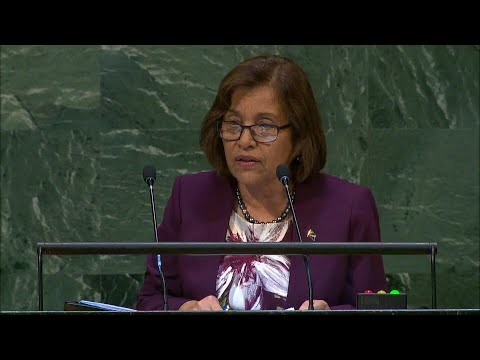 🇲🇭 Marshall Islands – President Addresses General Debate, 73rd Session