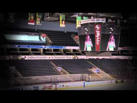 Budweiser Gardens Celebrating 10 Years Of Great Entertainment And Sports Youtube