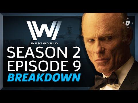 Westworld Breakdown: Season 2 Episode 9 Vanishing Point