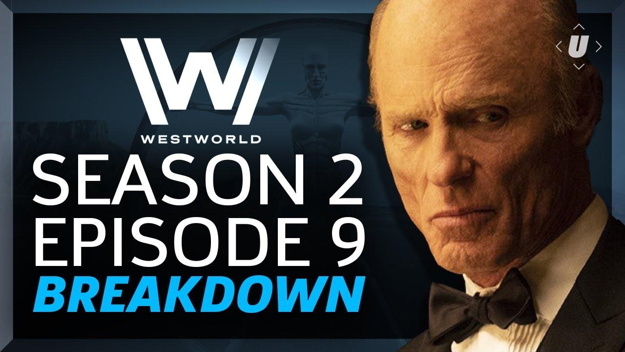 Download Westworld Breakdown: Season 2 Episode 9 Vanishing Point