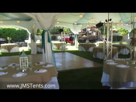 Tent Wedding for 200