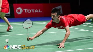 Unbelievable! The baddest badminton rallies from World Championships   NBC Sports