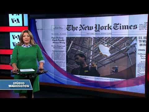 3 Ağustos Amerikan Basınından Özetler