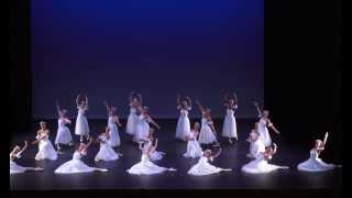 LEVINGS SCHOOL OF DANCE - Senior Ballet, Choreographed by Avril Levings