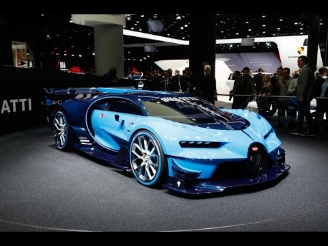 2015 Frankfurt IAA motor show - Bugatti, Bentley, Nissan Gripz and more