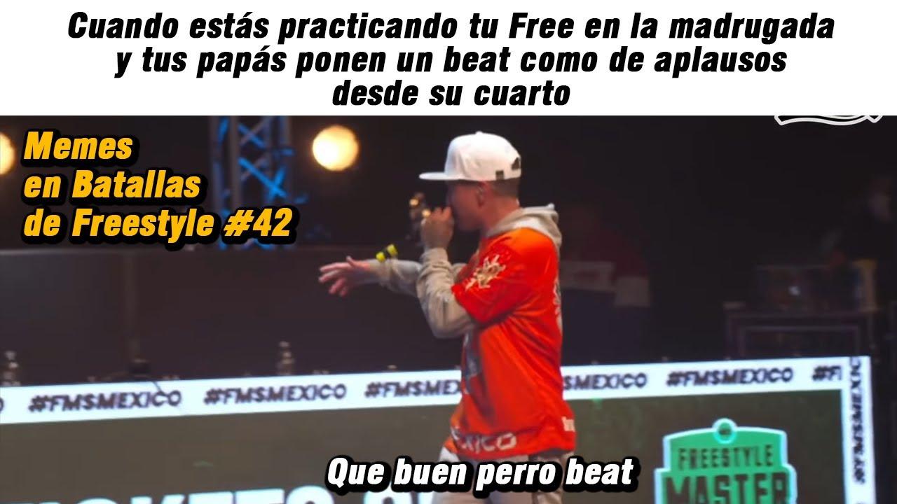 Memes de freestyle #42