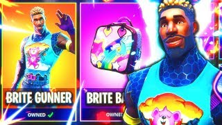 How to Unlock *NEW* BRITE BAG in Fortnite! (FREE) - New Free Skins in Fortnite Battle Royale!