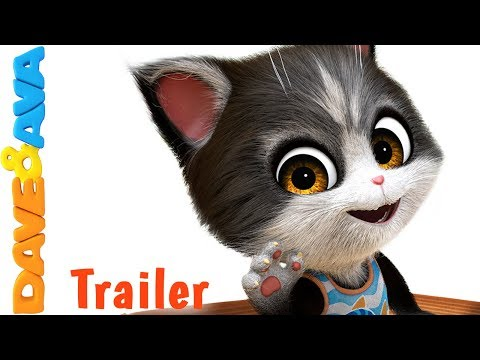Thumbnail: 🎬 OSCAR – Trailer | Nursery Rhymes and Baby Songs from Dave and Ava 🎬