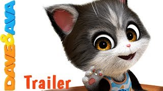 🎬 OSCAR  – Trailer | Nursery Rhymes and Baby Songs from Dave and Ava 🎬