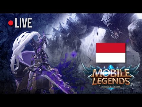 [LIVE] MALAM MINGGU ENAK ML SAMPE LEMES ^^ !! MLBB INDONESIA !!