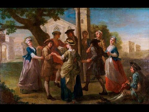 English Country Dances  17Th Century Music