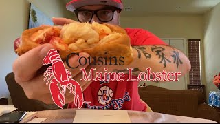 Cousins Maine Lobster |Lobster Roll | Food Review