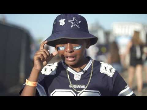 Dez Bryant gives young fan unforgettable birthday surprise