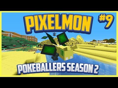 Pixelmon Server Pokeballers Adventure Season 2 Episode 9 - Why Trapinch! + New Skin Design Contest