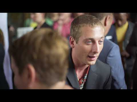 Jeremy Allen White at the TIFF Red Carpet Premiere of