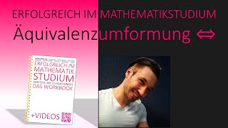 Erfolgreich im Mathematikstudium [A98-A98] - Äquivalenzumformung