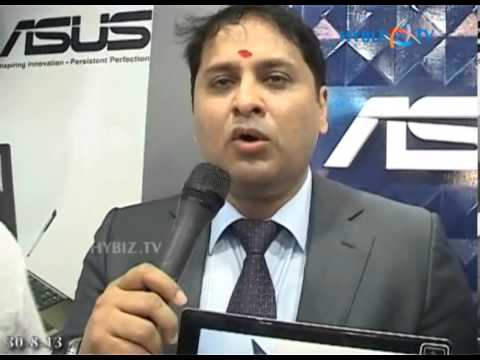 Uneez Quraishi ASUS Sales Distribution Director