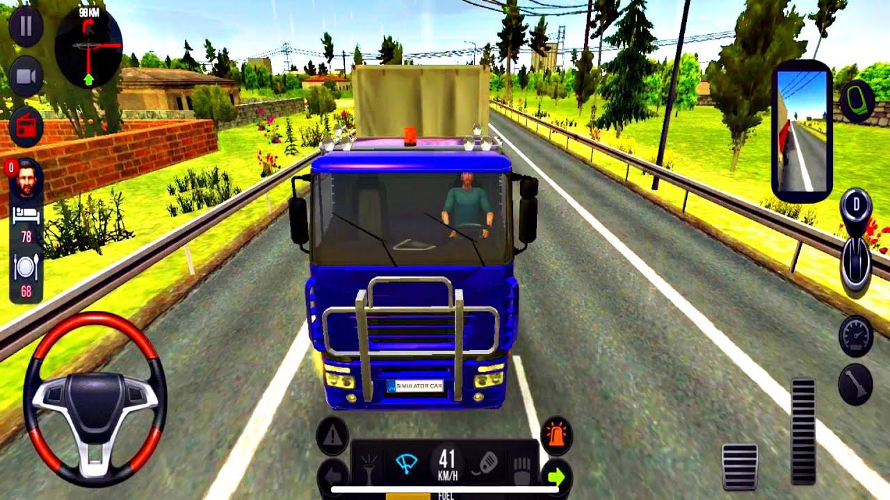 Truck Simulator 2018 - Driving Simulators Truck Car | Android ios Gameplay