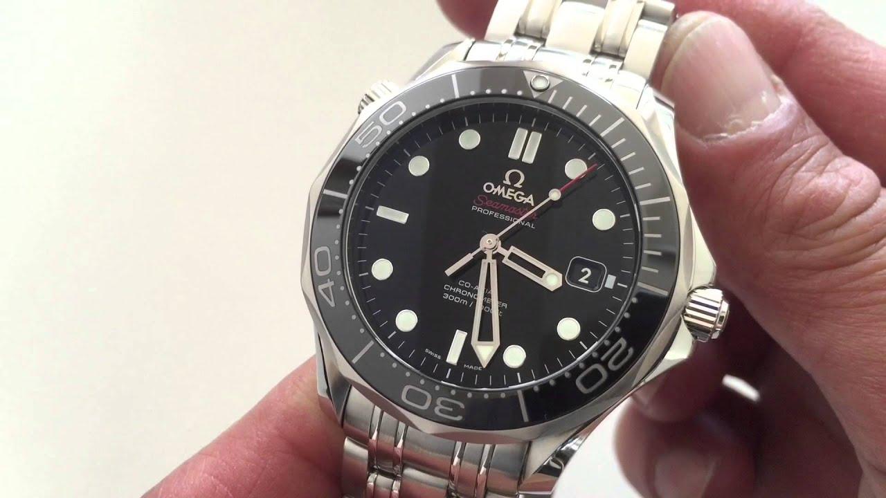 Omega Seamaster 300 Opinioni