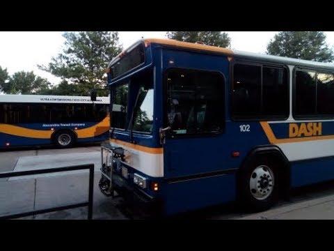 Alexandria Transit Company (DASH) #102 (The Drive)
